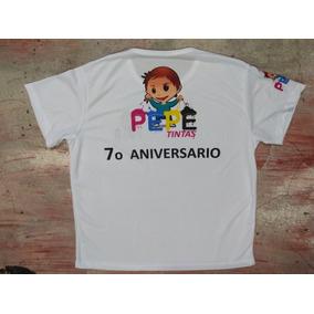 7c6c7c5004908 Playera Blanca 100 Poliester Sublimar en Mercado Libre México