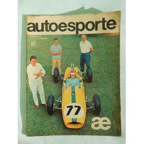 Revista Auto Esporte Nr.11 -setembro De 1965 - Muito Bom Est