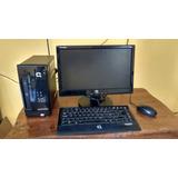 Computadora De Escritorio Compaq 160gb 1 Gb Ram