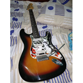 Guitarra Electrica Marca Suzuki
