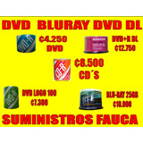 Discos Dvd Cd´s Blu-ray Sankey Suministros Fauca Heredia