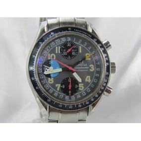 ef28917bb19 Relogio Omega Schumacher Replica Raro - Relógios no Mercado Livre Brasil