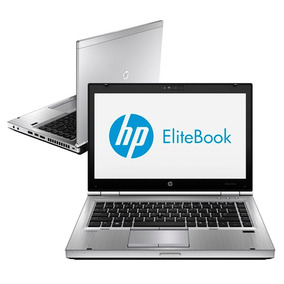 Notebook Hp Elitebook 8470p I5 4gb 500gb Windows Pro Usb 3.0