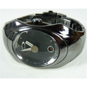 99274556d7a Reloj Oakley Time Bomb Acero Inox Gunmetal Edition Toys4boys