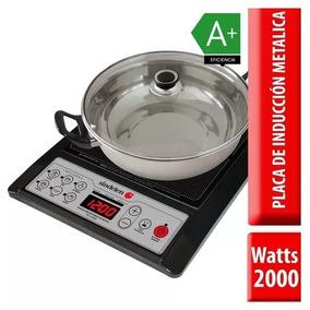 Placa De Inducción Magnética Portátil Pim-2000ng Sindelen