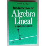 Libro Fundamentos Algebra Lineal Ecuacion Vector Euclidiano
