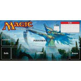 Playmat Magic The Gathering Card Game Rpg Lona Mtg Arqueira