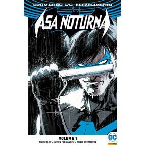Asa Noturna 1 - Dc Renascimento, Panini Comics