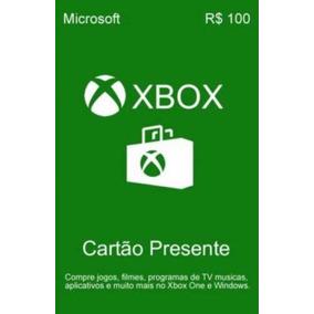 Vendo Cartão Presente De 100 Reais Da Microsoft