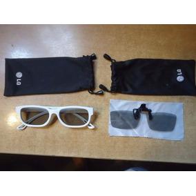 Óculos 3d (2 Peças) Lg Para Notebook