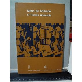 Livro O Turista Aprendiz Mario De Andrade