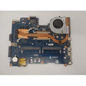 Placa Dell Inspiron 15r La-9982p Com Defeito