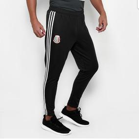 Pantalón adidas México Training - Negro
