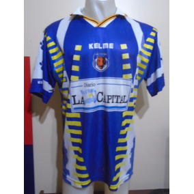 Camiseta Tiro Federal Rosario Kelme 2000 2001 2002  16 Juego eeb7173d63ddb