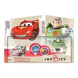 Set Disney Infinity Buzz Lightyear Y Cars 2en1 Nuevo Tienda