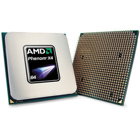 Proces.2.3ghz Amd X4 Phenom 9600 Quad Core. Envio Td.brasil
