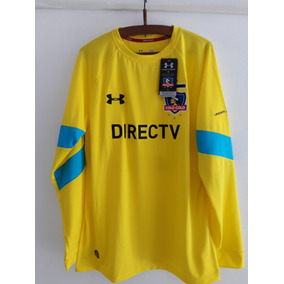Camiseta Arquero Colo Colo 2018 - Camisetas en Mercado Libre Argentina 8040d6c7bfed5