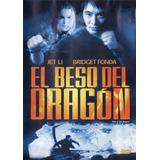 El Beso Del Dragón Jet Li Dvd Nacional