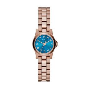 Relógio Marc Jacobs Feminino Rosê Mbm3328/4an