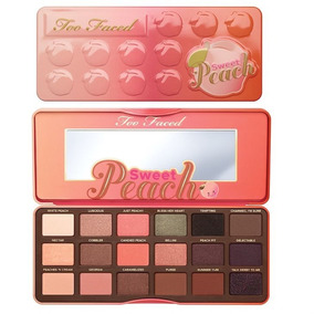 Paleta De Sombras Sweet Peach - Too Faced