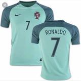 Camiseta Portugal Cr7 Verde no Mercado Livre Brasil 875cb78512031