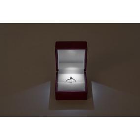 Caja Para Anillo De Compromiso, De Alta Calidad Fotos Reales