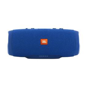 Caixa De Som Portátil Jbl Charge 3 20w Bluetooth E Usb - Azu