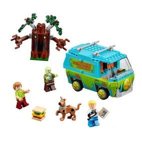 Kit Scooby Doo Salsicha Fred Máquina Do Mistério 305 Peças