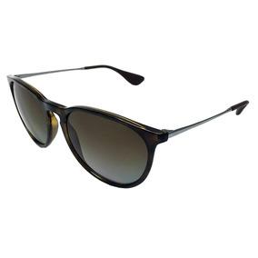 Óculos De Sol Ray Ban Rb4171 Erika Tortoise Brown Degrade - Óculos ... 4044f35533