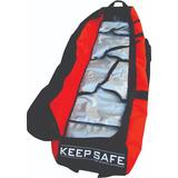 Capa Com Rodas Para Snowboard Basic Keep Safe