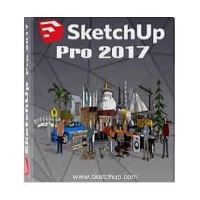 Sketchup 2017 + Vray 3.4 + Plug-ins