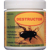 3 Cucarachicida Ecologico C/u 260 Grs Con Envio Gratis