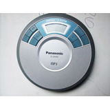 Discman Panasonic Sl-sx450 Mp3 Walkman Minidisc