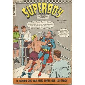Revista Superboy 1968 (ed Ebal) 1ª Série Nº 31
