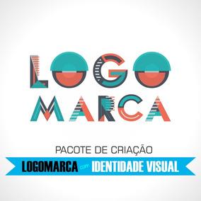 Logomarca C/ Identidade Visual E Guia De Uso Da Marca