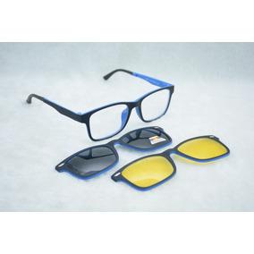 712e142d32c4e Armação Óculos Masculinas Pdonn S - Óculos no Mercado Livre Brasil