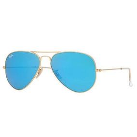 7d3182e51daf2 Rayban Aviador De Sol Ray Ban Aviator - Óculos no Mercado Livre Brasil