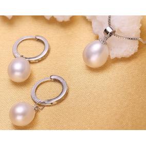 f85bda4069e2 Aretes De Perlas De Mar Autenticas - Joyería en Mercado Libre México