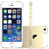 Iphone 5s 16 Gb 4g Lacrado Original Apple Desbloqueado Novo