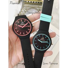 d516ab05c3c Lote De Relogio Feminino Adidas - Relógios no Mercado Livre Brasil