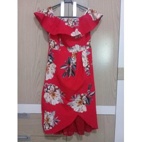 Vestido Floral - Frete Grátis