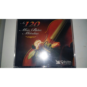 7bb3be78eb As 120 Mais Belas Melodias - Música no Mercado Livre Brasil