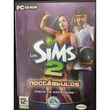 Los Sims 2 Noctambulos Nightlife