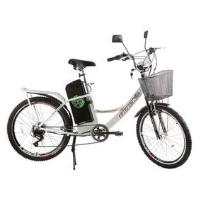 Bicicleta Elétrica Tracker Tkx City Pas, Aro 24, 350 Watts