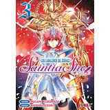 Saintia Sho 3 - Los Caballeros Del Sodiaco - Masami Kurumada