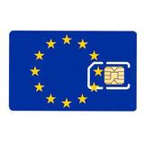 Chip Portugal Internet 12 Gb - 30 Dias - Ligação Sms Europa