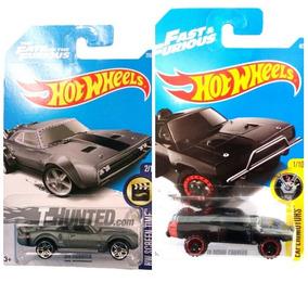 Lote - Dodge Velozes E Furiosos - 1/64 - Hot Wheels