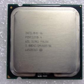 Processador Intel Pentium 4 631 3.0ghz Soquete 775 Com Coole