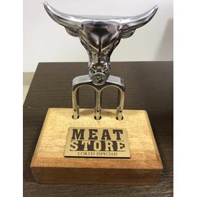 Garfo Cabeça De Boi Meat Store