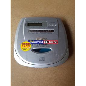 Discman Aiwa Reproductor Portatil Cd Aiwa Xp-v70